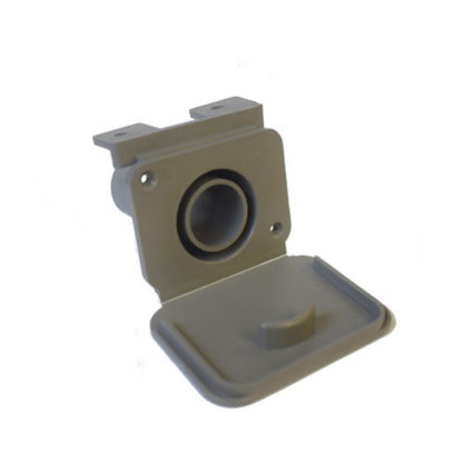 28-5mm Caravan Waste Outlet