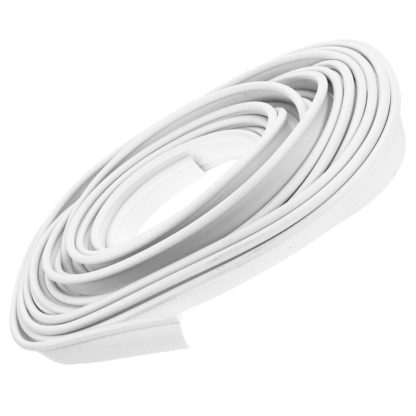 Awning Rail Protection Strip - White