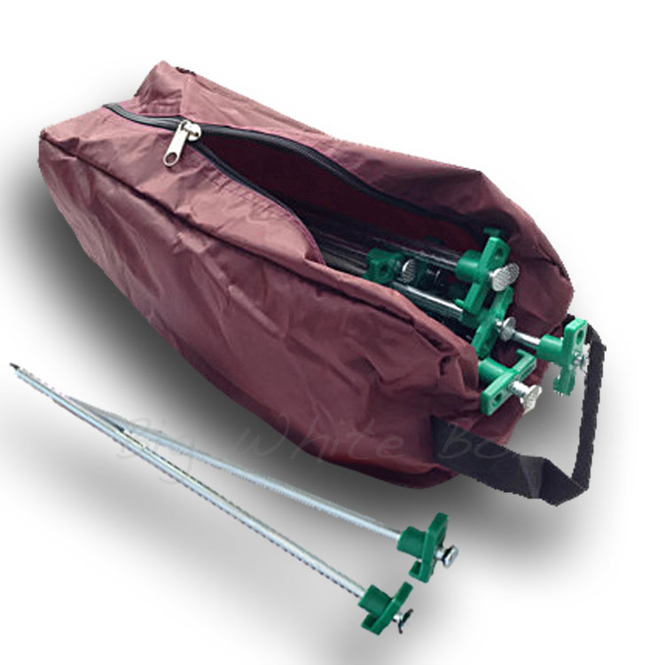 Awning Peg Bag For Pegs And Guy Ropes The Caravan
