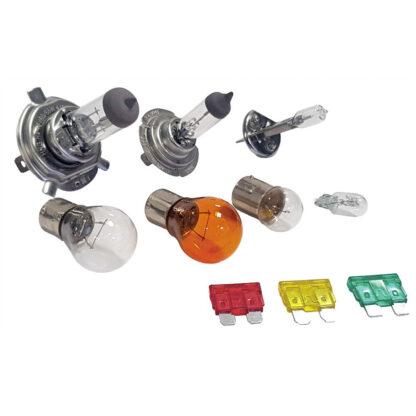 Streetwize Spare Car Bulb Kit SWBK2