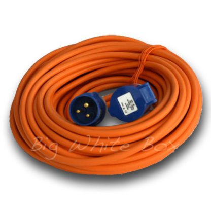 mains hook up cable