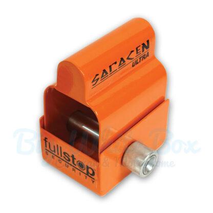 caravan hitch lock