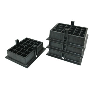 Carastack stacking pads