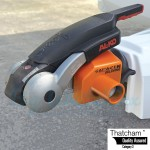 Caravan Hitch Lock