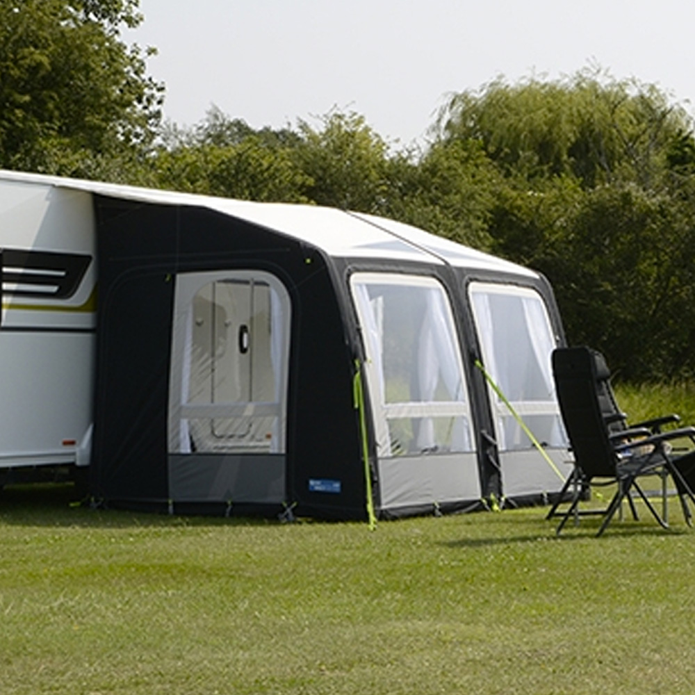 caravan roll out awning instructions