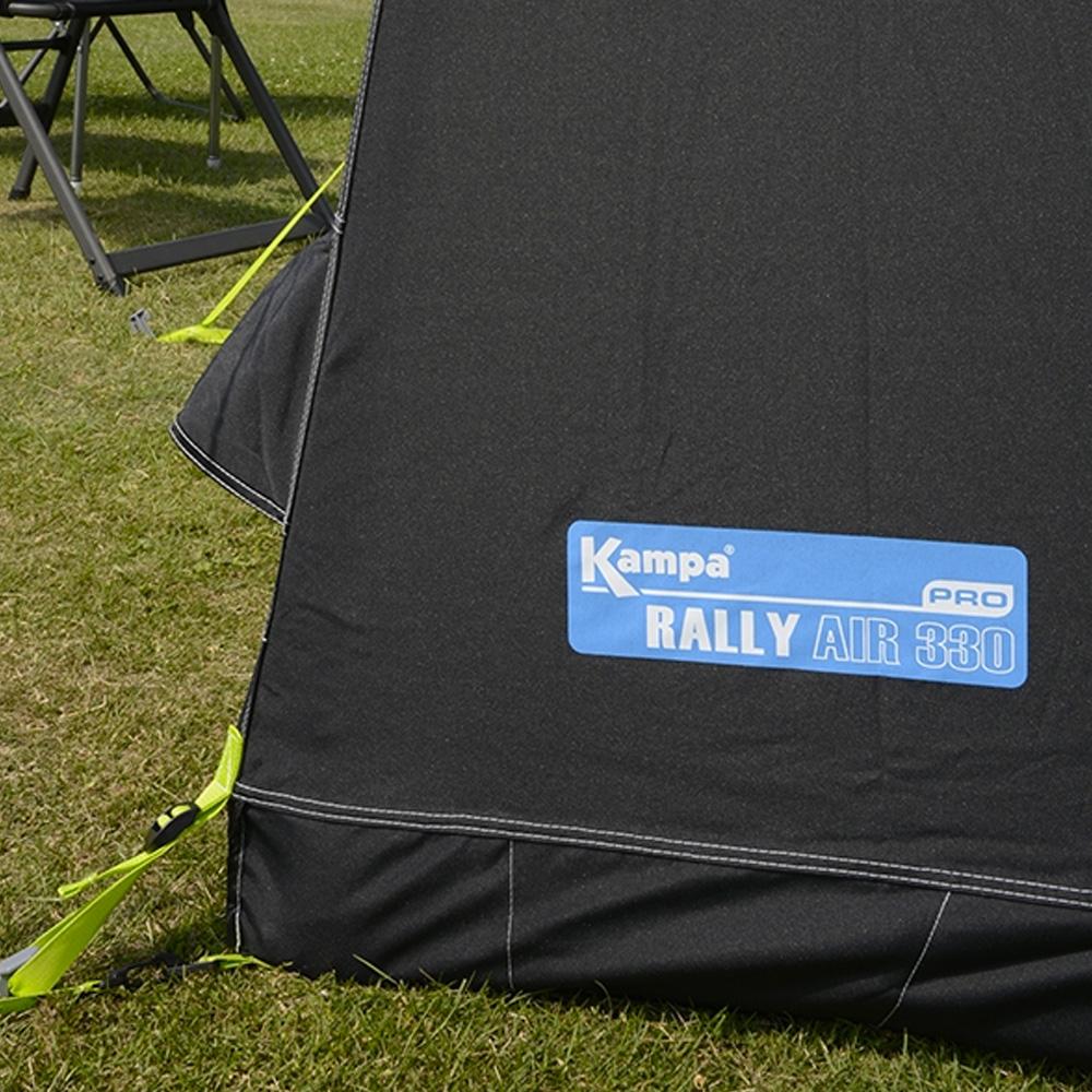 2018 Kampa Rally Air Pro 330 Caravan Air Awning Big
