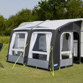 Kampa Continental Carpet Ace Frontier 400 Big White Box