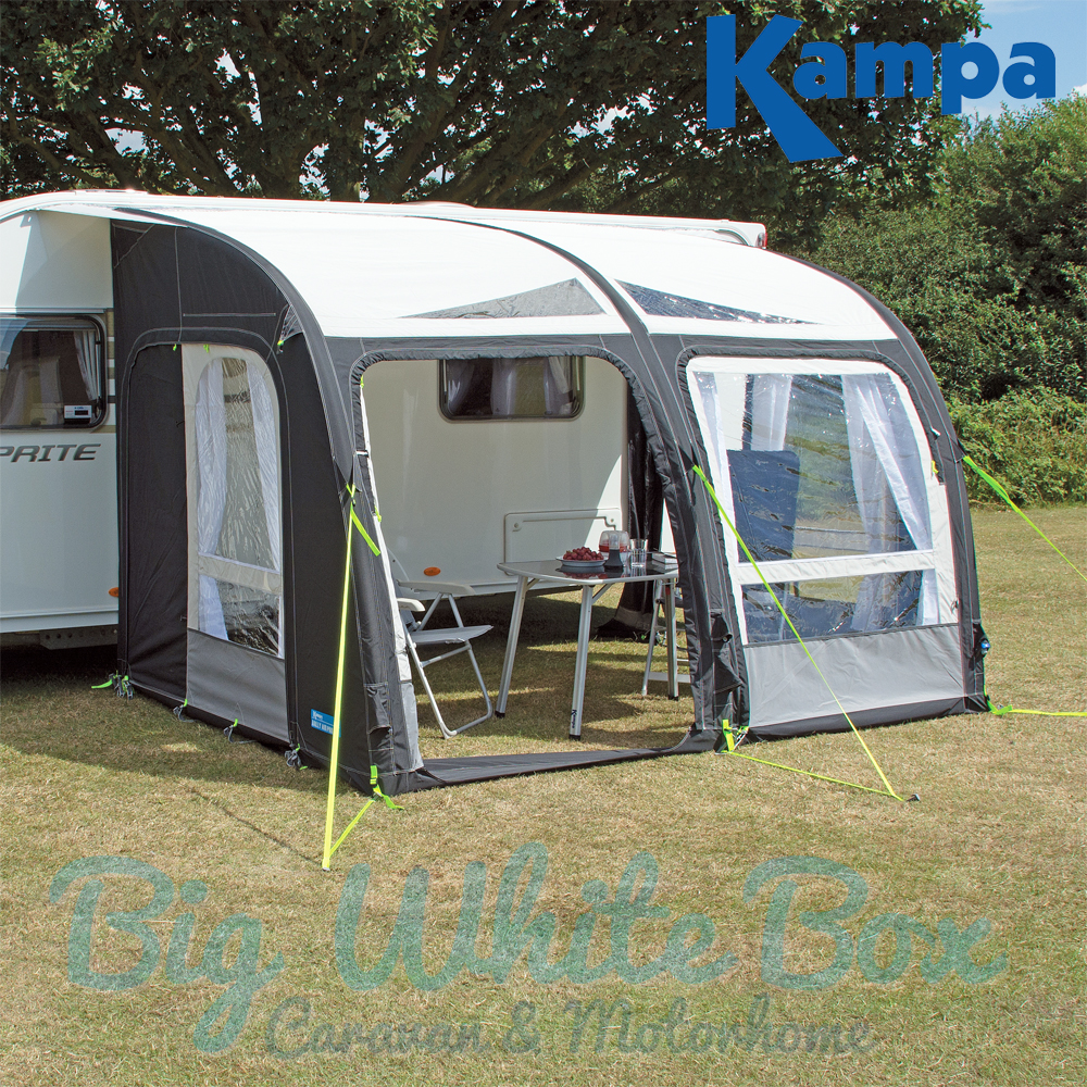 2017 Kampa Rally Air Pro 330 Caravan Air Awning Big