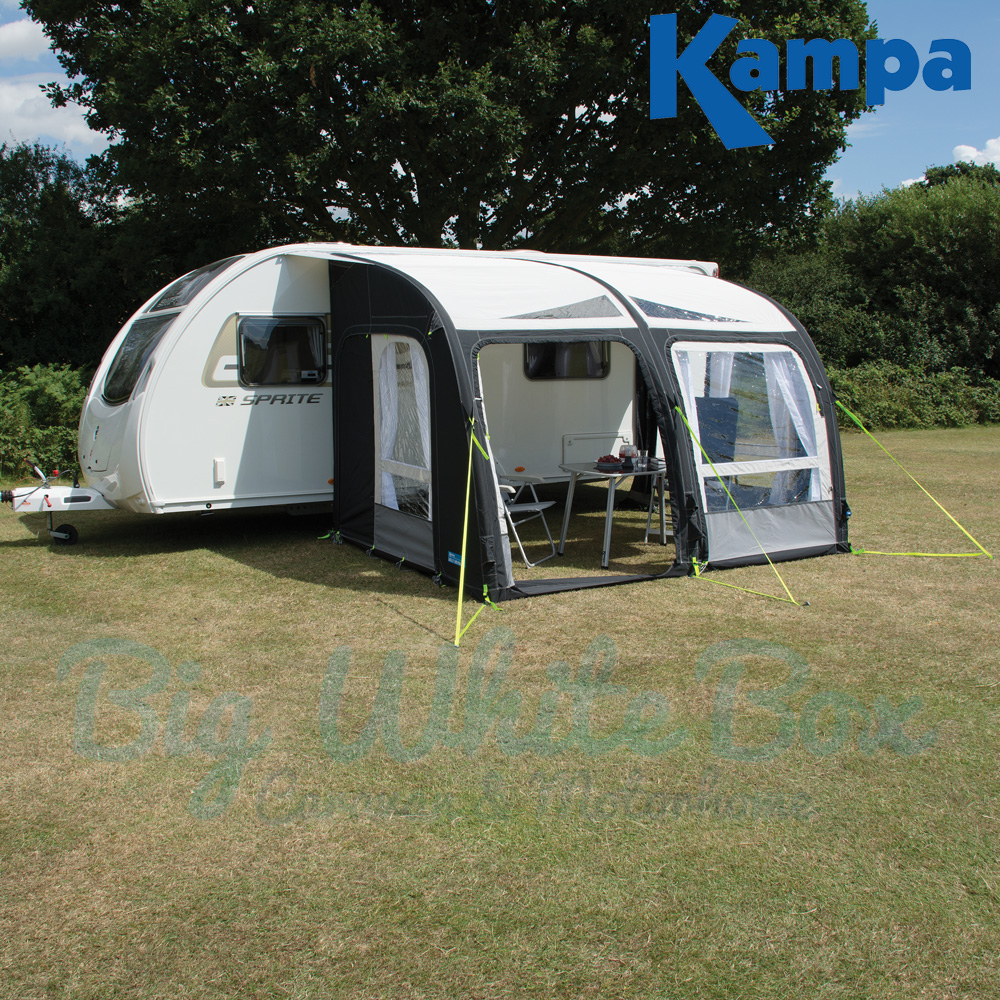 2017 Kampa Rally Air Pro 390 Caravan Air Awning Big