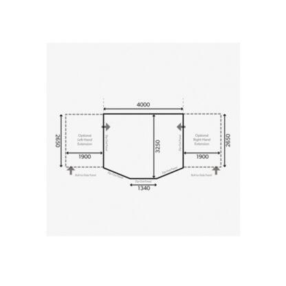 Ace Air Pro 400 S Floor Plan