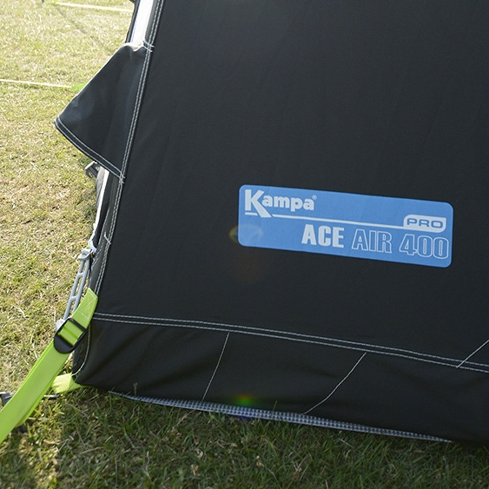 Kampa Ace Air 400 Pro 2018 Caravan Air Awning Big