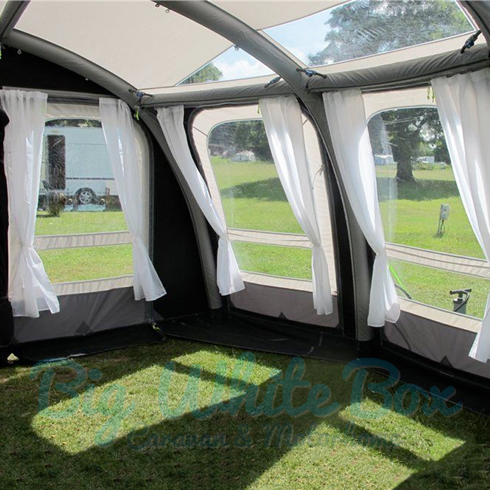 Kampa Ace Air 400 Pro 2017 Caravan Air Awning Big