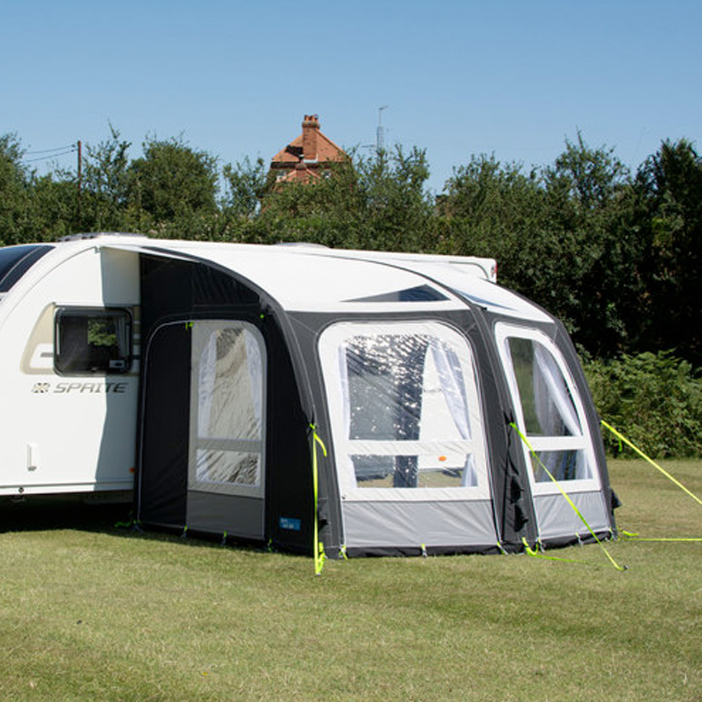 Kampa Ace Air Pro 300 2017 Caravan Air Awning Big White Box