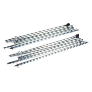 kampa rear upright poles