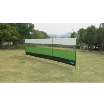 Kampa Windbreak Green