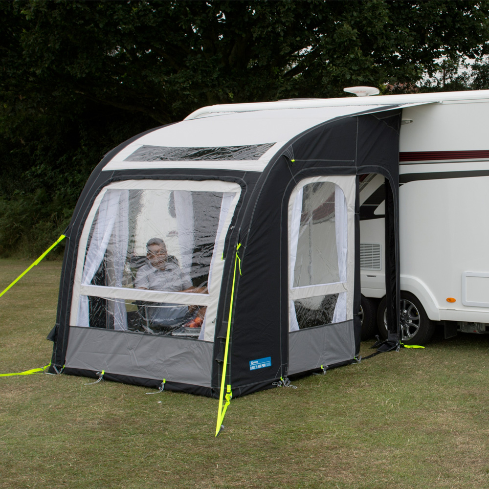 2018 Kampa Rally Air Pro 200 Caravan Air Awning Big