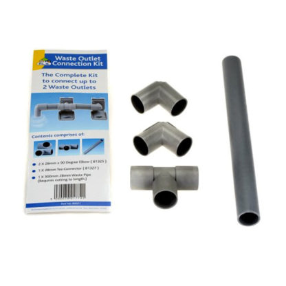 Caravan Waste Outlet Kit