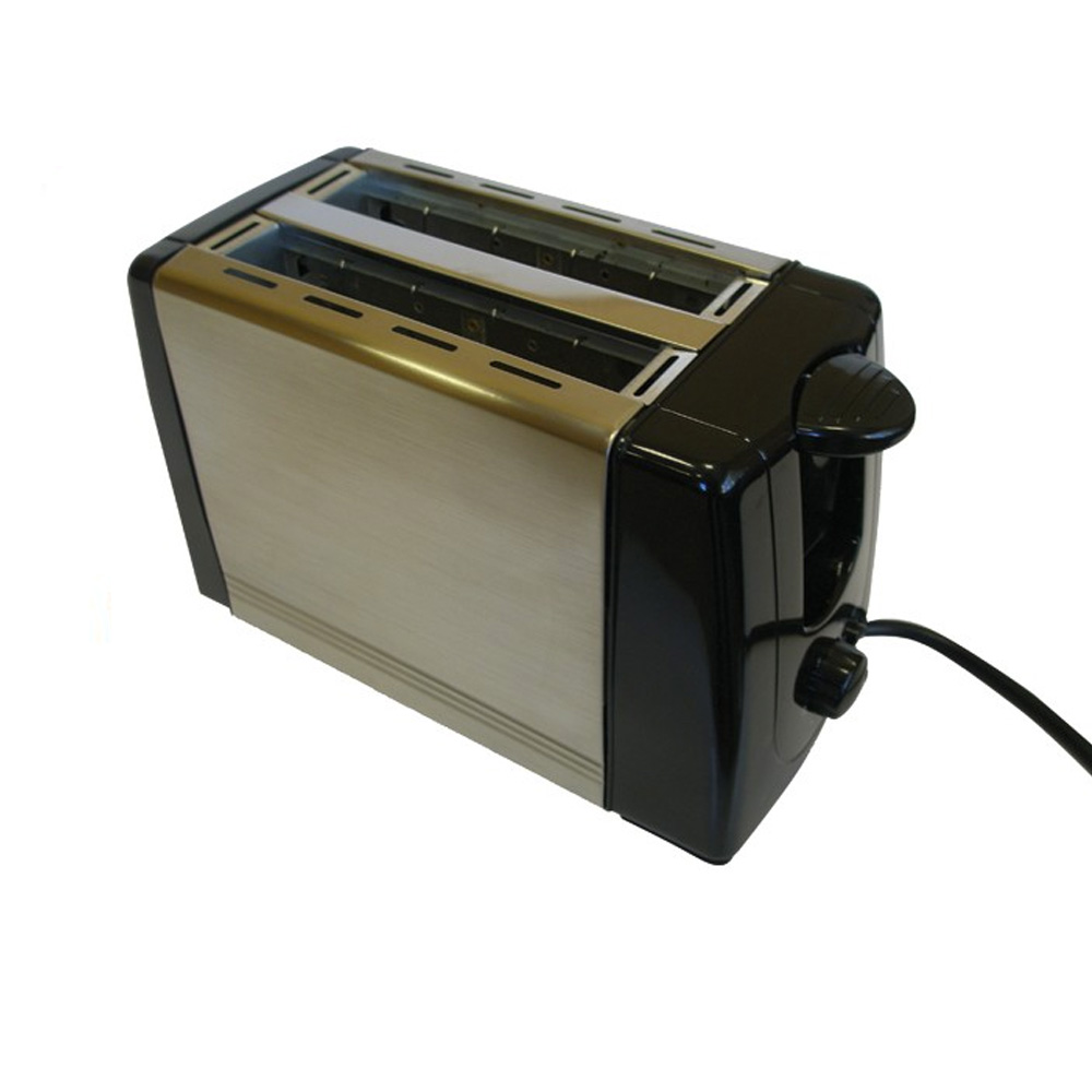 Low Wattage Stainless Steel Toaster Big White Box