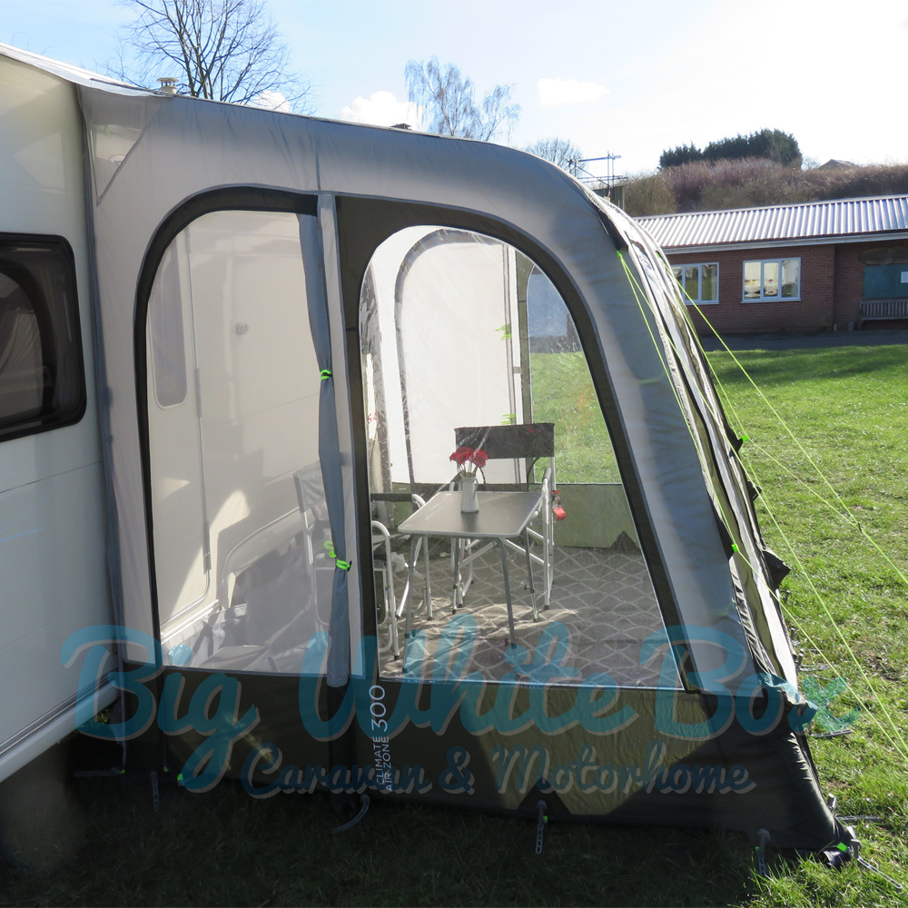Crusader Climate Air Zone 300 Caravan Air Awning The