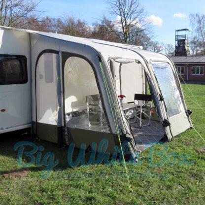 caravan air awning