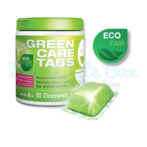 green tabs