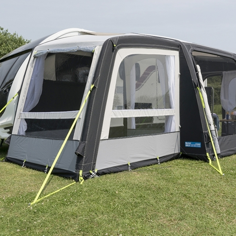 2018 Kampa Rally Air Pro 390 Plus Caravan Air Awning