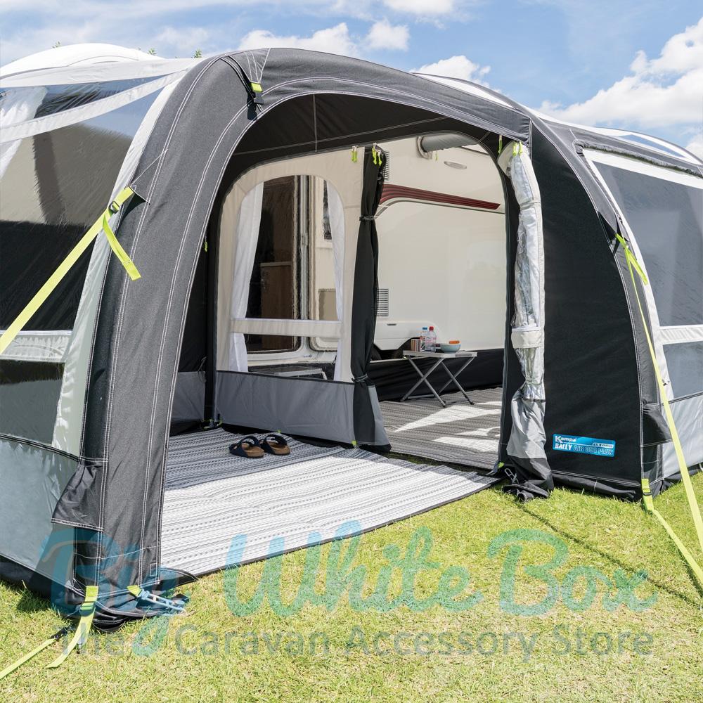 2017 Kampa Rally Air Pro 390 Plus Caravan Air Awning