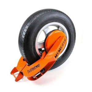 Nemesis Heavy Duty Wheel Clamp