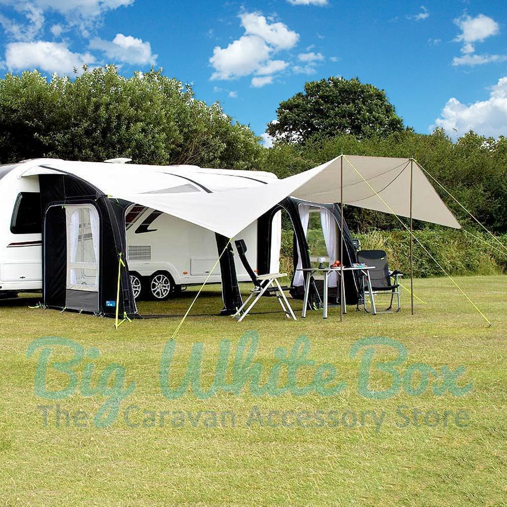 Kampa Ace Air 400 Sun Wing Canopy The Caravan Accessory