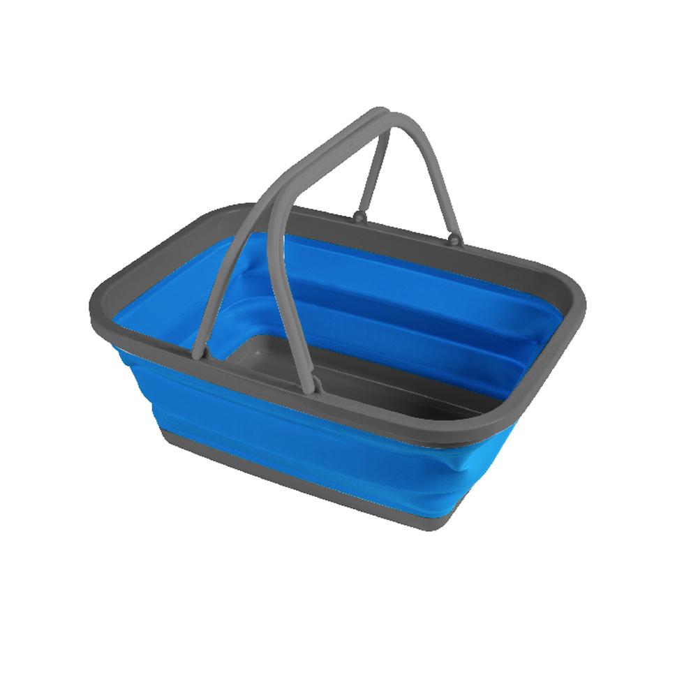 Kampa Large Folding Washing Up Bowl Blue The Caravan