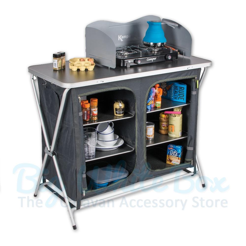 Kitchen Accessory Shop: Kampa Zara - Cupboard / Larder / Kitchen