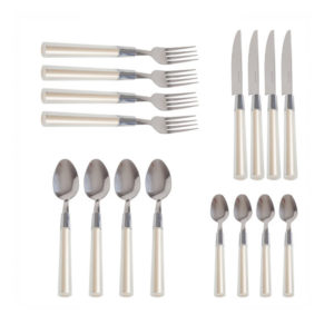 Kampa 16pc Cutlery Set
