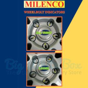 wheel nut indicator