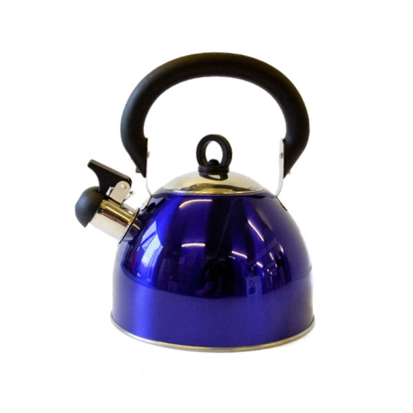 Whistling Kettle - Blue