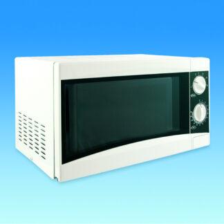 Caravan Microwave Oven - White