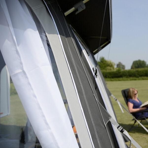 Kampa Ace Air 400 All Season-Outside