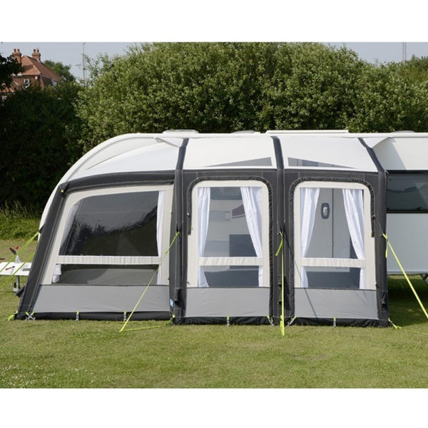 Kampa Rally Air Pro 260 Plus Limpet Ready