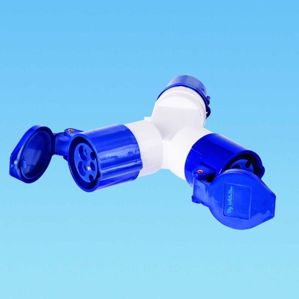 2-Way-Hook-Up-Connector