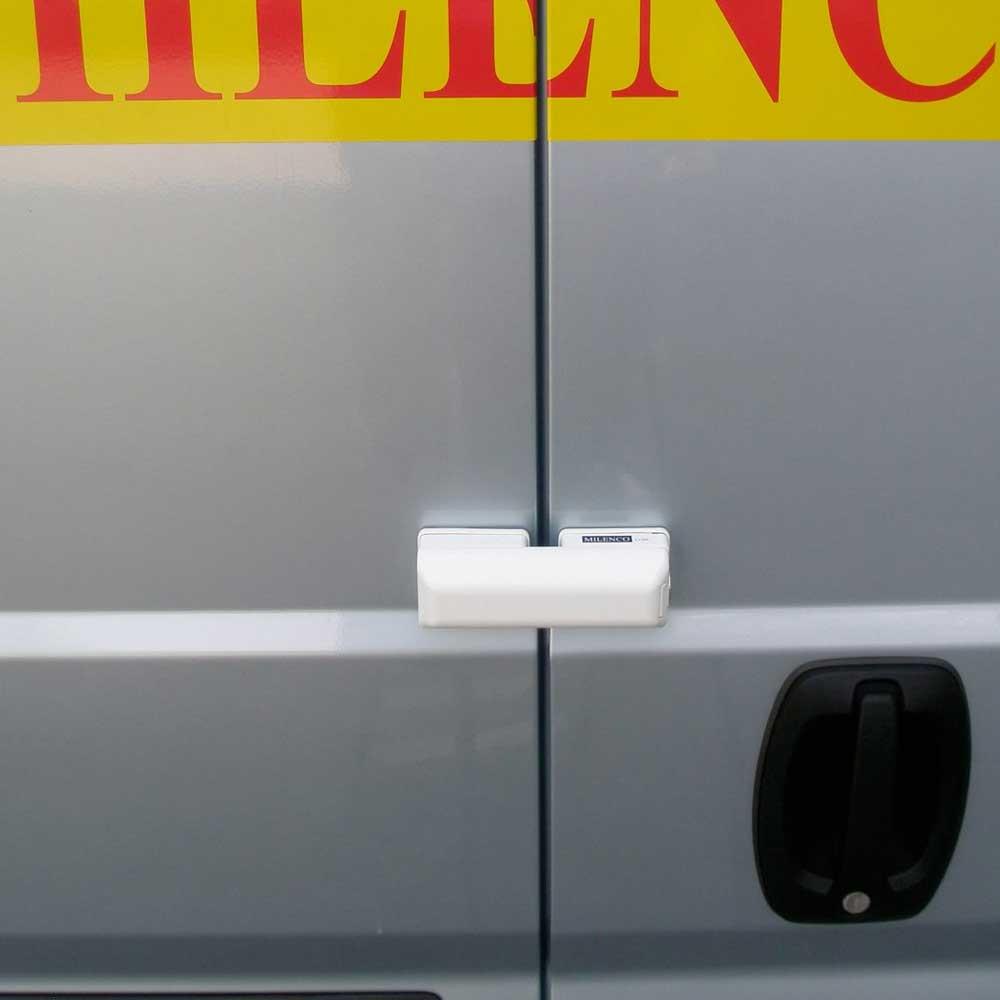 Milenco Van Door Security Lock