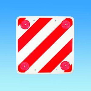 Motorhome-PVC-Hazard-Sign