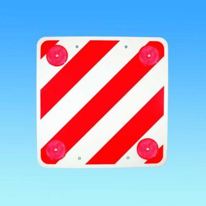 Motorhome-PVC-Hazard-Sign