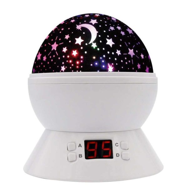 Childrens-Night-Light-With-Timer-White