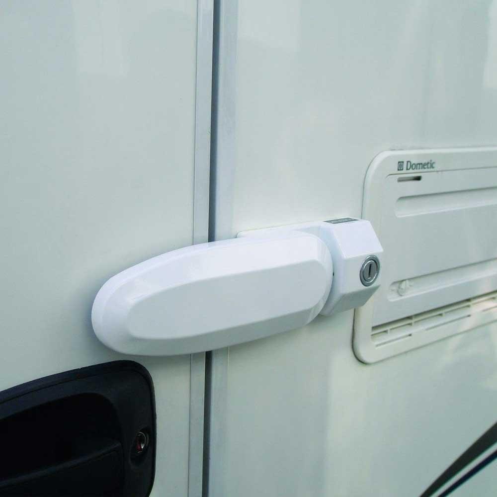 Milenco Security Door Lock 4718 The Caravan Accessory