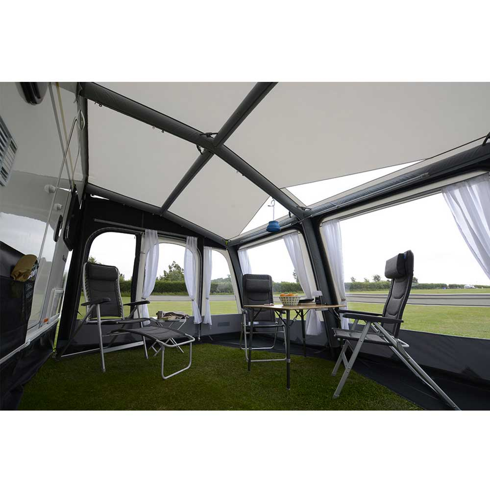 Kampa Rally Air Pro 390 Grande 2019 The Caravan