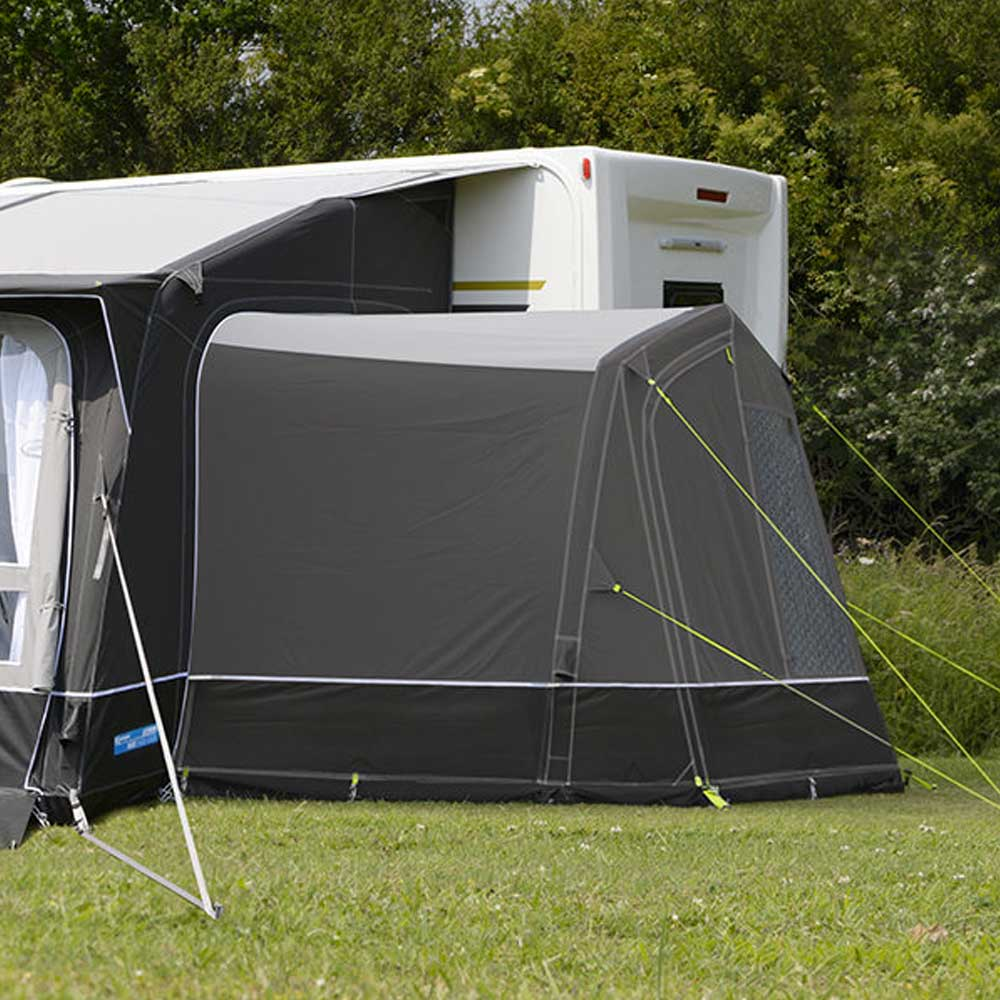 Kampa All Season Inflatable Tall Annex The Caravan