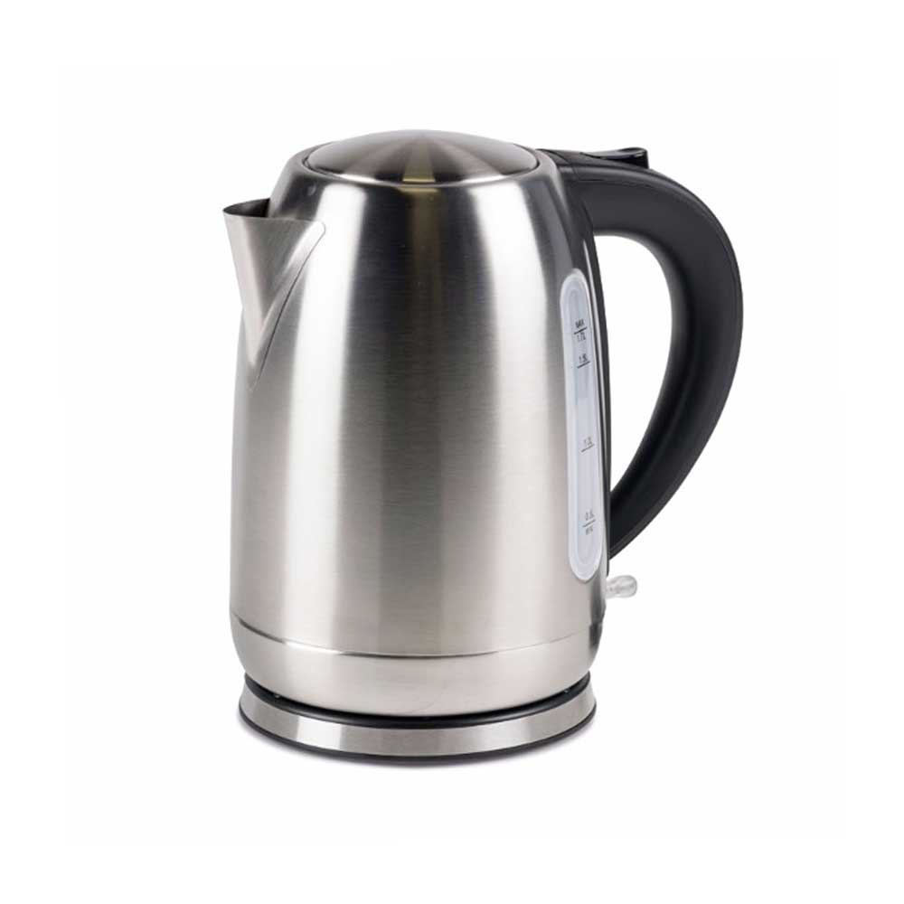 Kampa Storm Kettle 1 7l Stainless Steel The Caravan