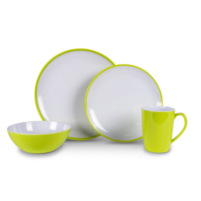 Kampa Citrus Green 16-Piece Set