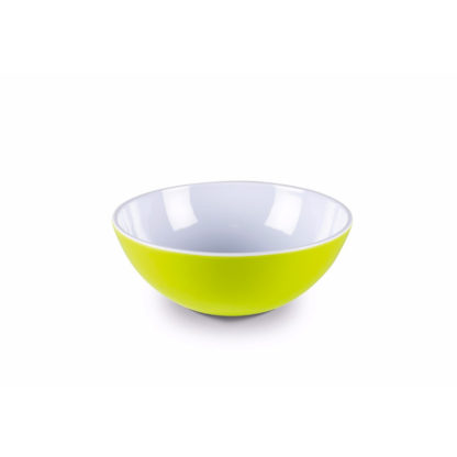 Kampa Citrus Green Melamine Bowl
