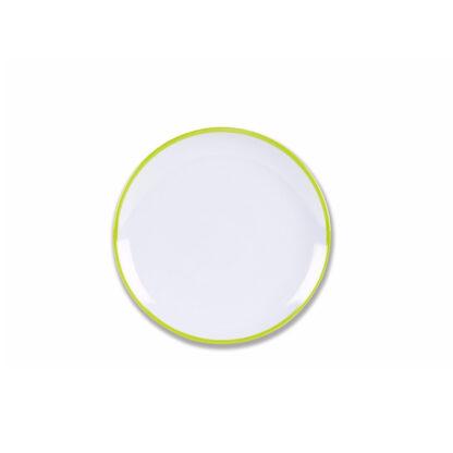 Kampa Citrus Green Melamine Plate