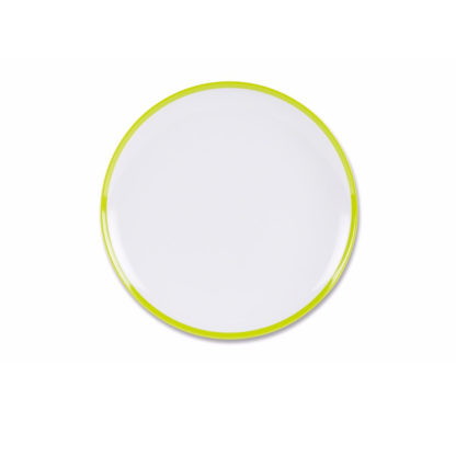 Kampa Citrus Green Melamine Set